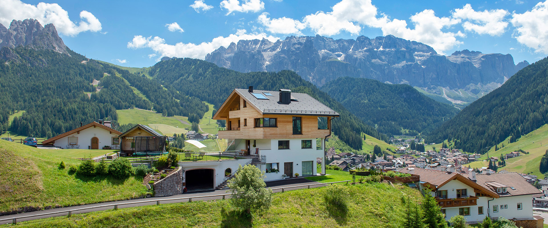 Apartment Selva Val Gardena